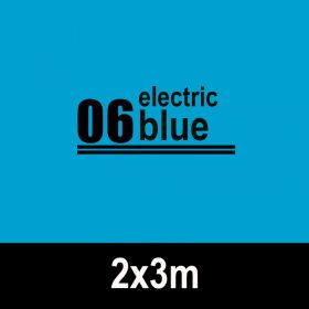 Kertas Background Kertas Backdrop Studio Foto 2x3m - Biru Elektrik