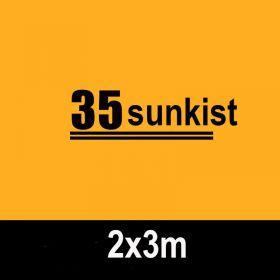 Kertas Background Kertas Backdrop Studio Foto 2x3m - Sunkist